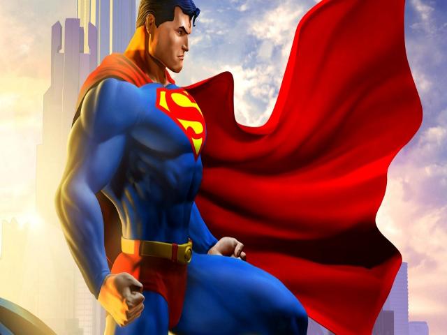 Van Dr. Nerd naar Superman